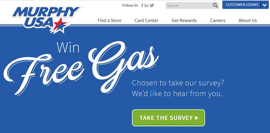 TellMurphyUSA: Finish Murphy USA Customer Survey At www.Tellmurphyusa.com & Win $100 Reward