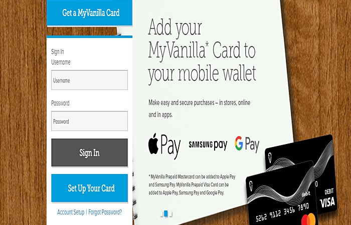 Myvanillacard: Vanilla Visa Gift Card Register, Activate And Check Balance