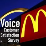 McDVoice: McDonald's Customer Satisfaction Survey At www.mcdvoice.com