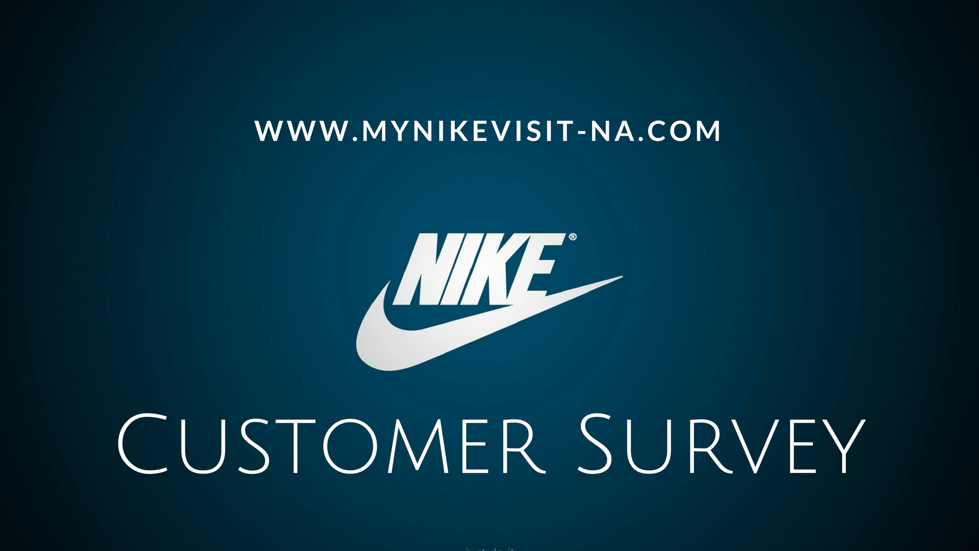 Mynikevisit: Take Official Nike® Survey At www.MyNikeVisit-na.com And Get $10 Gift Card