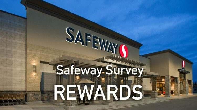 Complete SafewaySurvey At www.safewaysurvey.net And Win $100 Safeway Gift Card