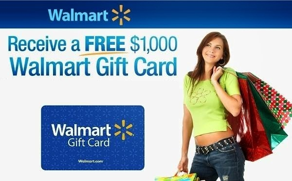 Complete The Walmart® Survey At www.survey.walmart.com And Win $1000 Gift Card