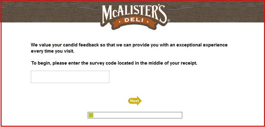 TalktoMcalisters: Take McAlister's Deli Official® Survey At www.talktomcalisters.com & Win Free COUPON